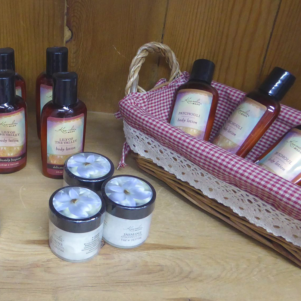 Aromatherapy Lotions